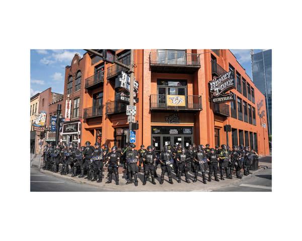 Metro Riot Police Photography Art | John Partipilo Photography