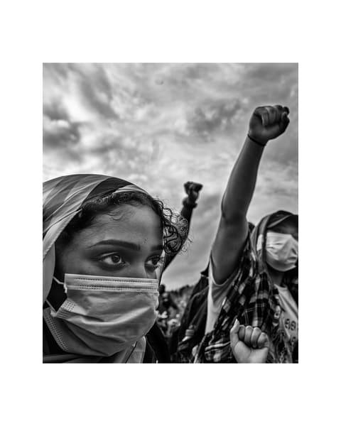 No Justice No Peace Photography Art | John Partipilo Photography