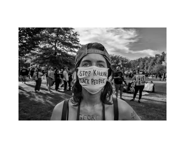 Stop Killing Black People Photography Art | John Partipilo Photography