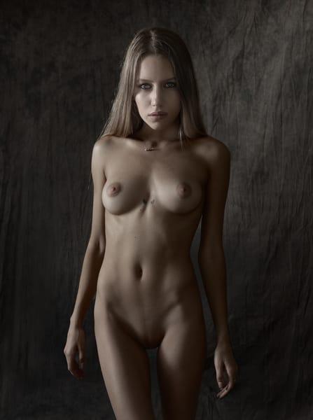 Alina Standing Photography Art | Dan Katz, Inc.