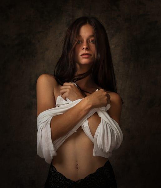 Portrait Of Raylene Photography Art | Dan Katz, Inc.