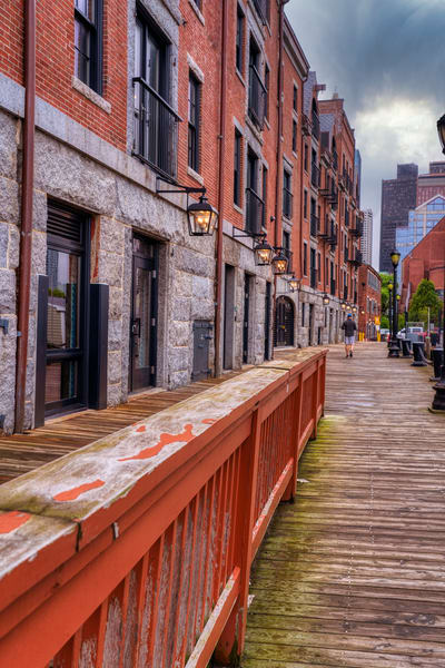 Custom House Block   Long Wharf Photography Art | Paul J Godin Photography