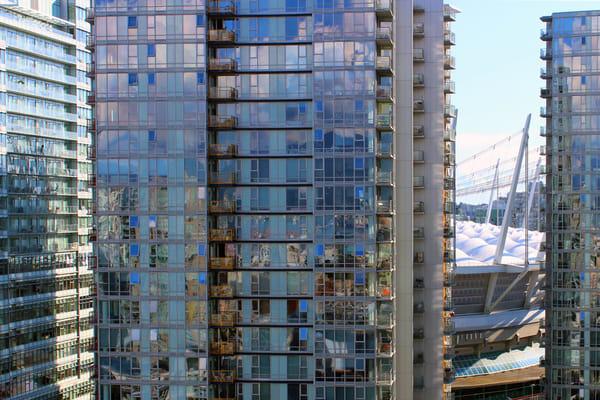 vancouver british columbia bc tower stadium apartments architecture