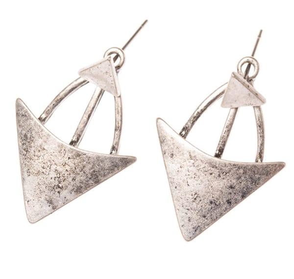 Two  Piece Triangles | Angelica Hoyos Studio