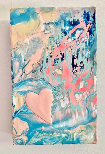 Seek The Good Abstract Art | Jannet Haitas