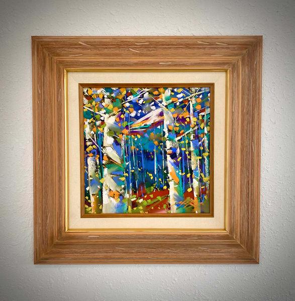 Aspen Study #6 Art | Michael Mckee Gallery Inc.
