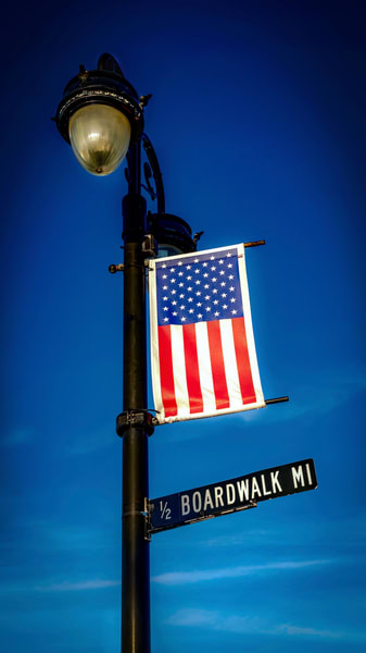 Stars And Stripes Art | Soaring Whales Photography LLC