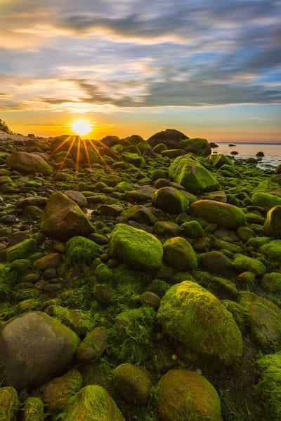 Seascapes printed metal by David Arteaga of Teaga Photo