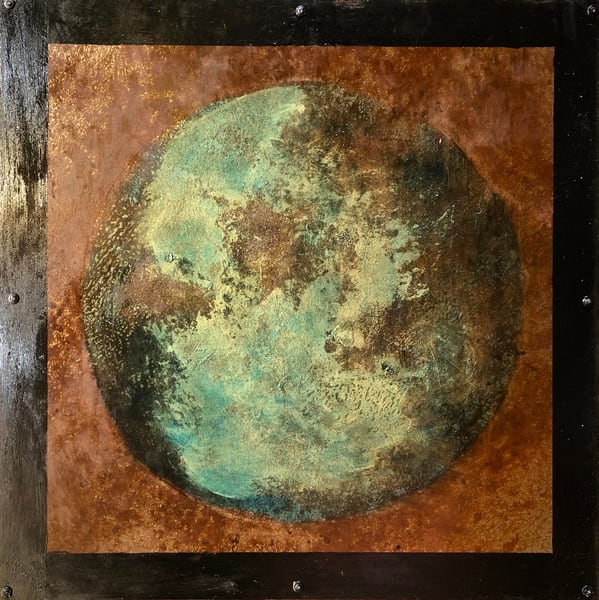 Planetary Series #123 Art | Adam Shaw Gallery