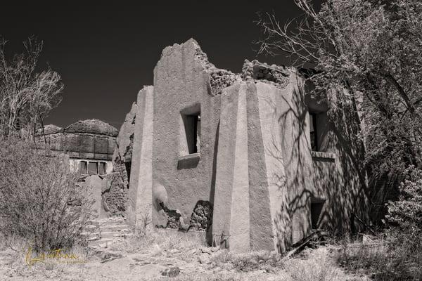 Gymnasium - A Fine Art Photograph by Marcos R. Quintana