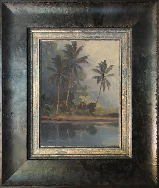 Ocean Mist ~ In Stock Framed Art | Daryl Millard Gallery LLC