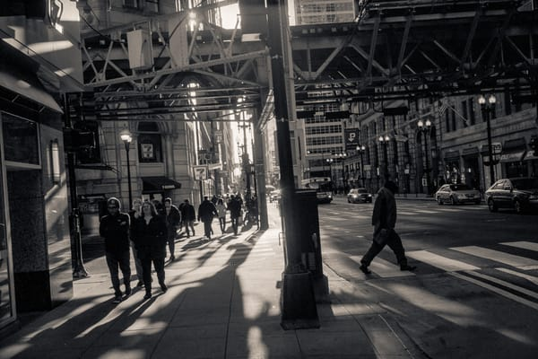Urban Bw 8 Photography Art | Dan Chung Fine Art