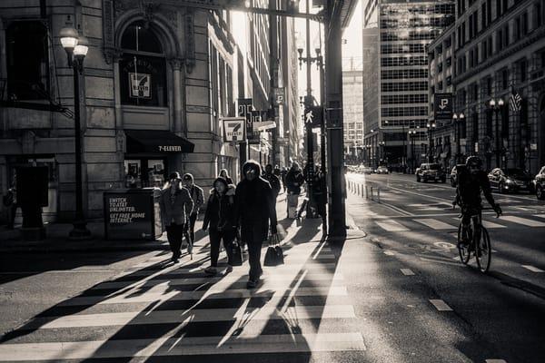 Urban Bw 15 Photography Art | Dan Chung Fine Art