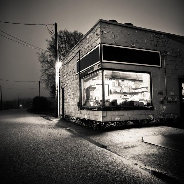Urban Bw 241 Photography Art | Dan Chung Fine Art