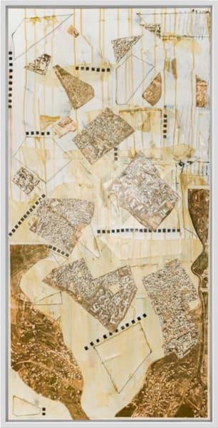Jerusalem (Framed) Art | Makiko Harris Art