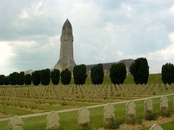 Ossuary Verdun -WWI