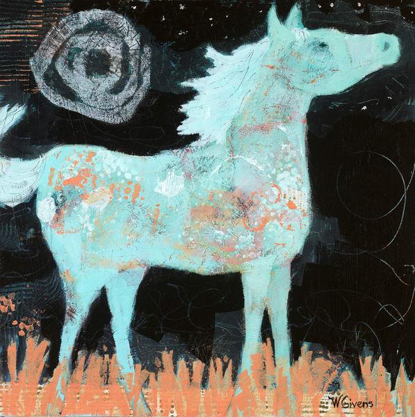 Listen Art | Wendy Givens Art
