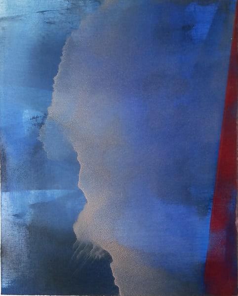 Reimagining Red, White And Blue Art | Ingrid Matthews Art