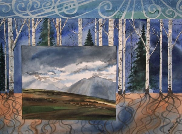 Roots & Wind Art | Jan Thoreen Lewis Fine Art