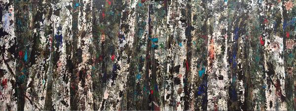 Grand Gate Diptych Art   Adam Shaw Gallery