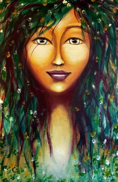 La Madrona (Sold) Art | Sacred Star Arts