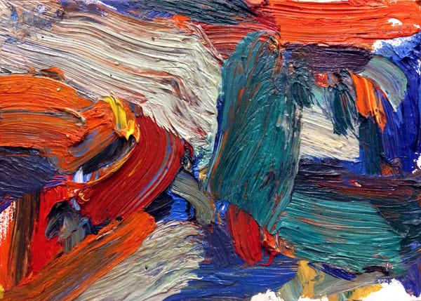"""San Juan In Pieces"" Original Art   Daniel Kanow Fine Art"