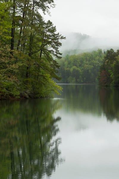 After the Rain - Lake Santeetlah