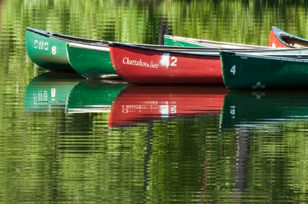 Chattohoochee Canoes