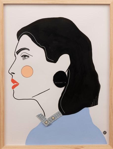 Violet Art | Meredith Steele Art