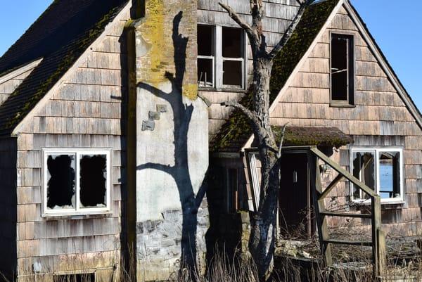 Dilapidated House 3 Art | Renee Bitinas Fine Art