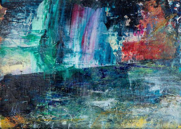 It Rained In Colour  Art | Éadaoin Glynn