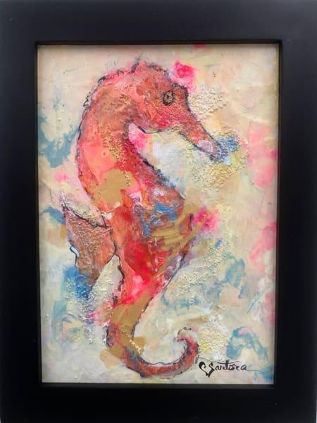 Sea Horse Art | Full Fathom Five Gallery