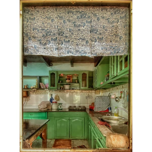 Just A Kitchen Art | Danny Johananoff