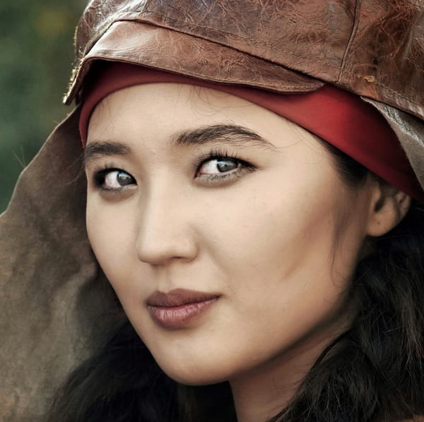 Kyrgyz Warrior Art | Danny Johananoff