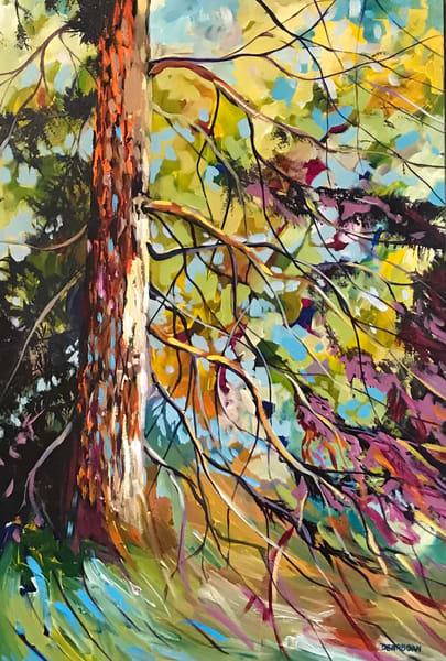 Crimson Needles Art | artloversgallery
