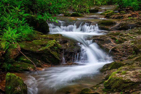 Kimsey Creek Rapids Photography Art | Andy Crawford Photography - Fine-art photography