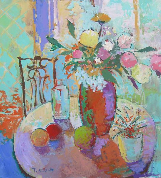 Table Off The Kitchen Art | terrycrump