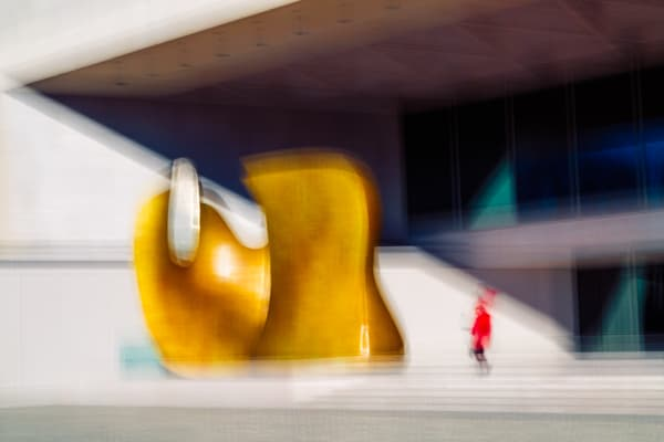 Urban Abstract 7299 Photography Art | Dan Chung Fine Art