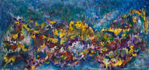 """Afternoon Sunshine"" Original Art | Daniel Kanow Fine Art"