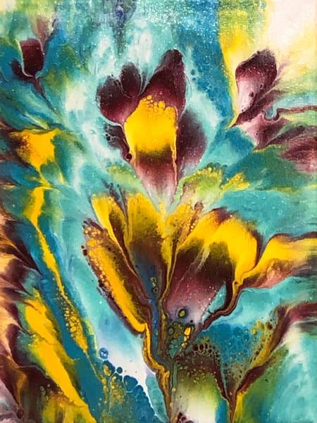 Nasturtium Art   Tricia   Art