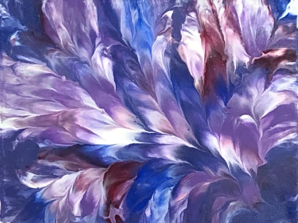Reverse Feather 1 Art   Tricia   Art