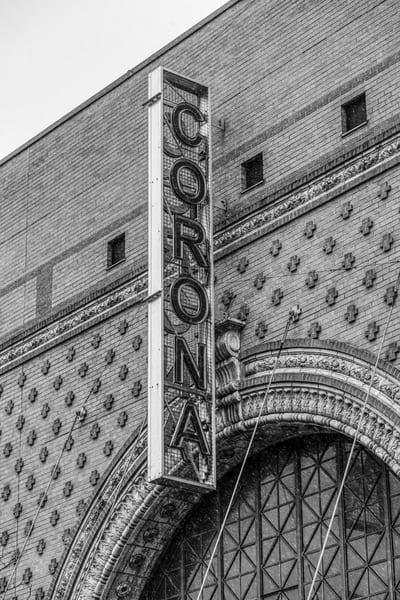 Corona Theatre - Prints