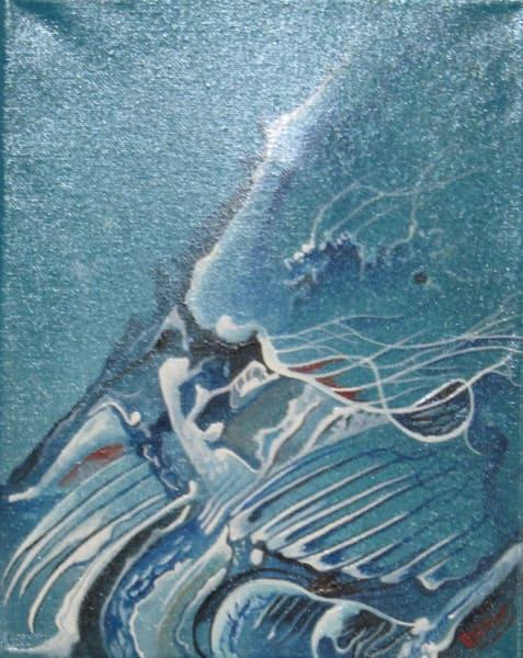 Winter's Chill Art   Dave Jeffers Artist