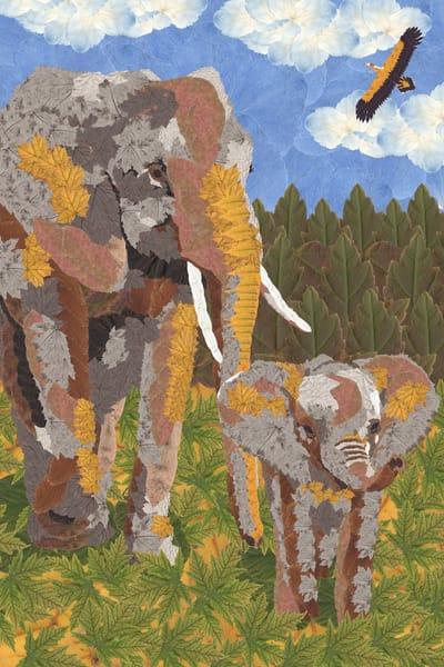 Elephants Art | smacartist