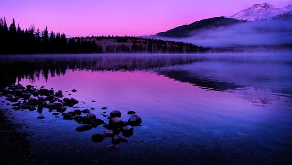 Evening on the Lake | Terrill Bodner Photographic Art