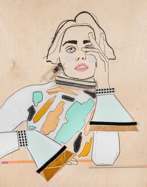 Her Ix  Art   Meredith Steele Art
