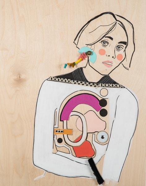 Her X  Art   Meredith Steele Art