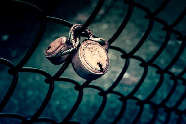 Love Locks No 1 | Terrill Bodner Photographic Art