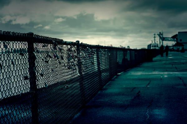 Love Locks No 2 | Terrill Bodner Photographic Art