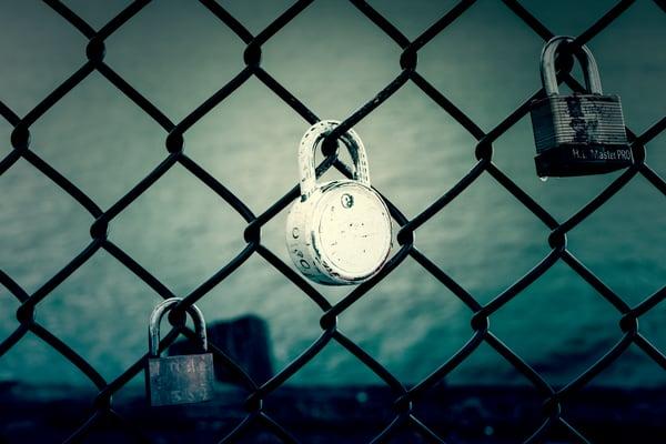 Love Locks No 3 | Terrill Bodner Photographic Art